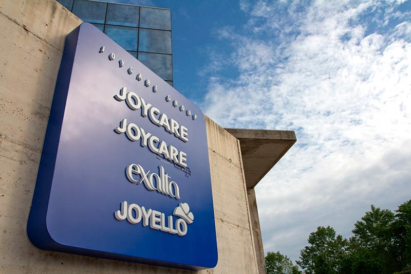 Joycare_insegna