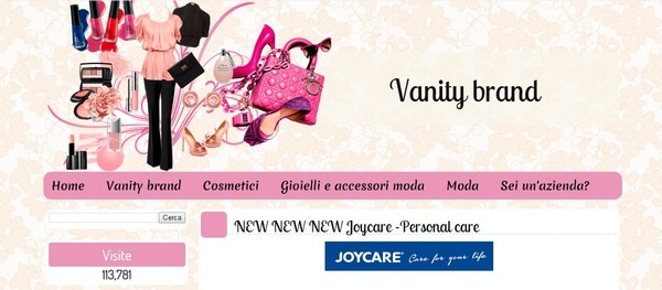 Vanity Brand